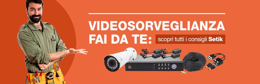 Guida videosorveglianza