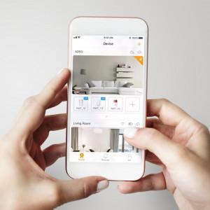 videosorveglianza con smartphone