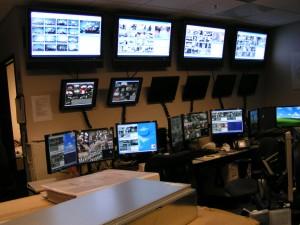 Monitor Impianto videosorveglianza