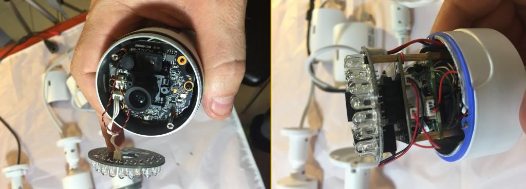 Led telecamere videosorveglianza dahua vs setik