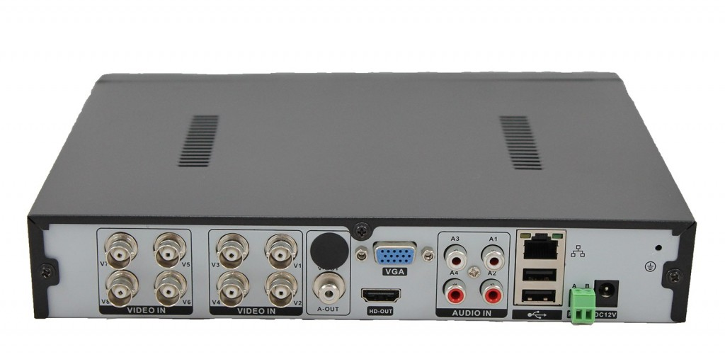 Registratori di videosorveglianza HD-CVI (HCVR)