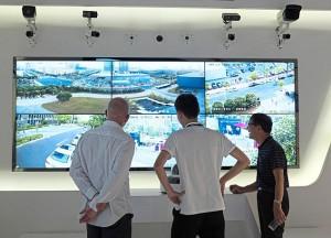 HikVision; Hangzhou, China