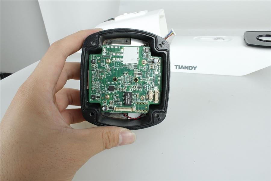 HARDWARE INTERNO TIANDY