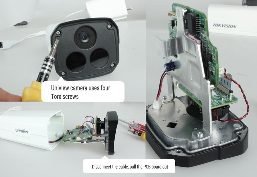 Uniview telecamera ip