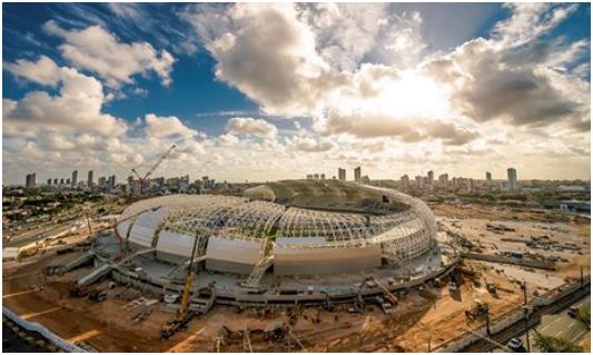 Stadio Brasile Tiandy