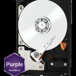 Hard Disk Videosorveglianza WD