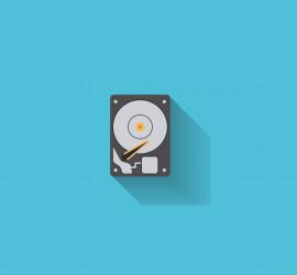 Capacità hard disk video sorveglianza