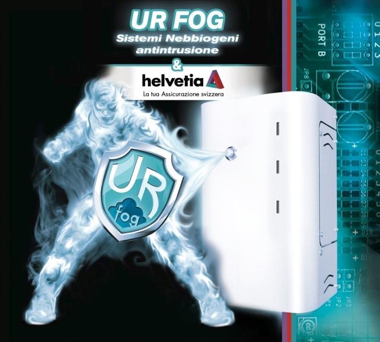 Nebbiogeni Ur_Fog e polizza Helvetia