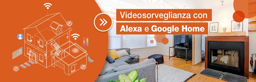 Videosorveglianza Alexa