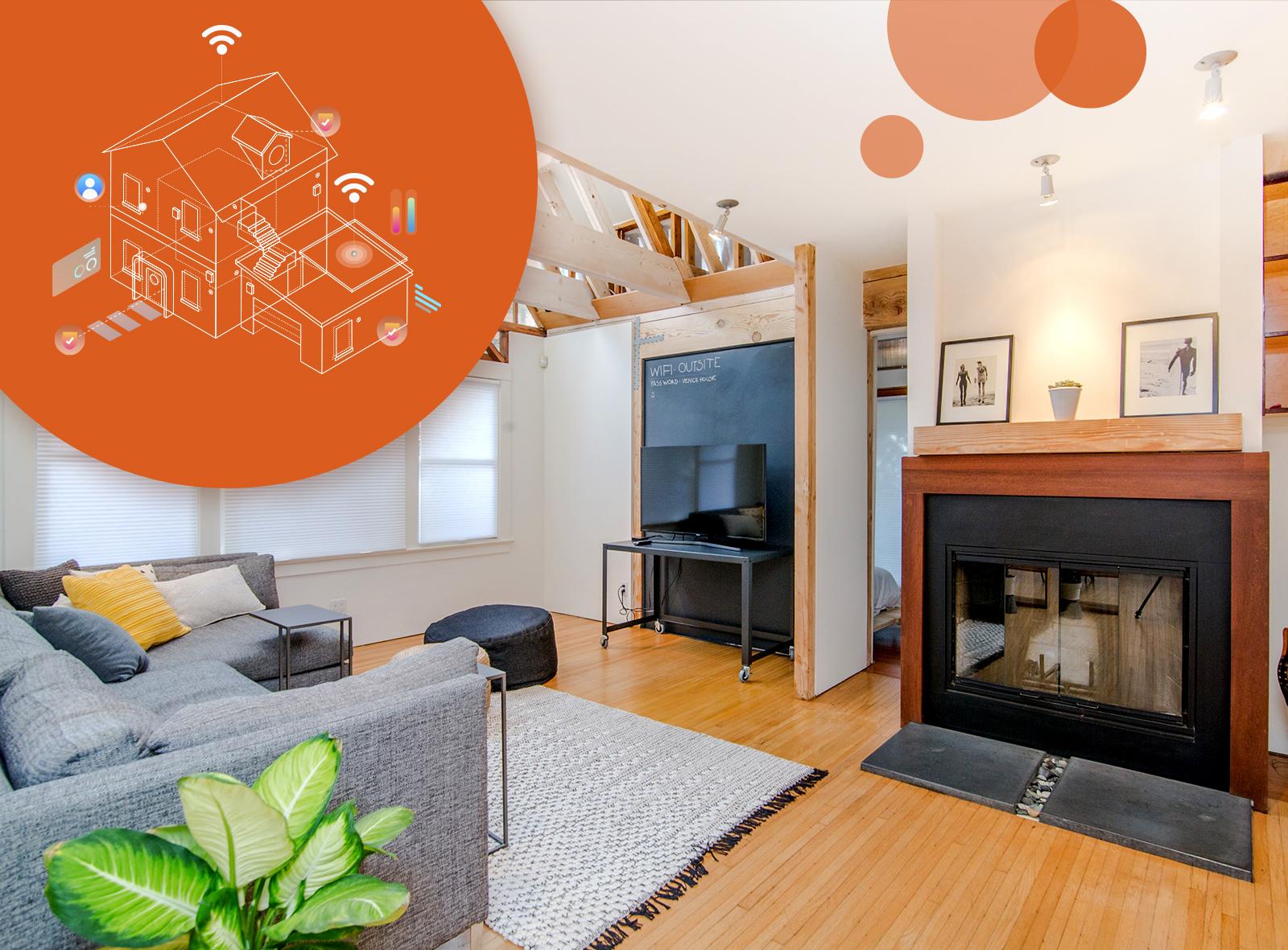 Videosorveglianza con Alexa e Google Home