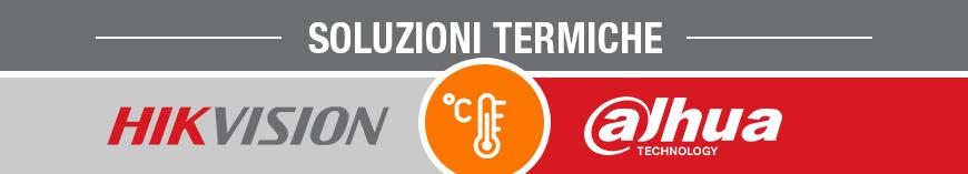 Telecamere rilevazione temperatura