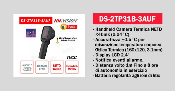 Termometro DS-2TP31B-3AUF