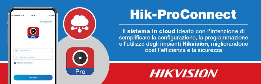 Hik Pro Connect