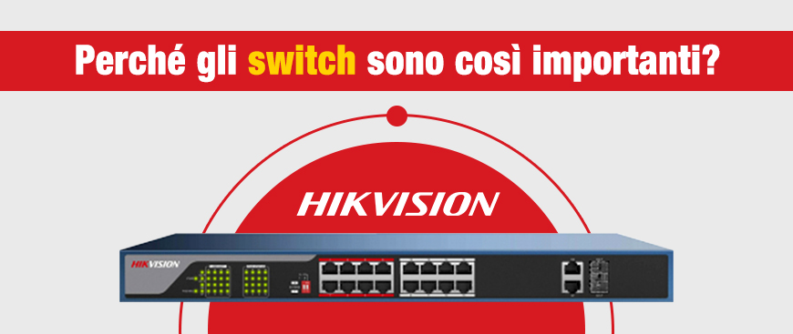 Switch Hikvision