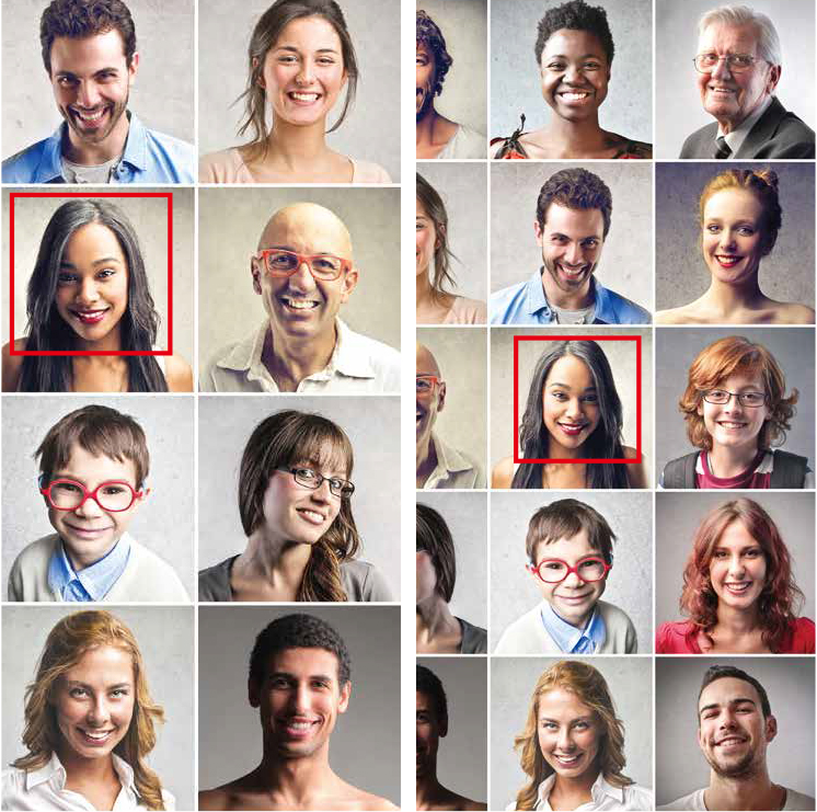 Face recognition Dahua